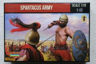 Strelets 1/72 STM077 Spartacus Army (Ancients)